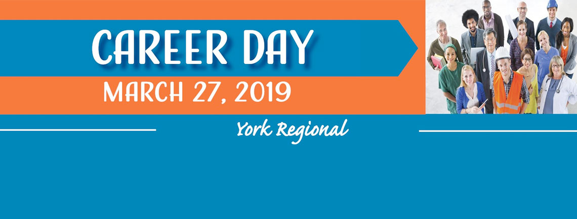 York Regional Career Day