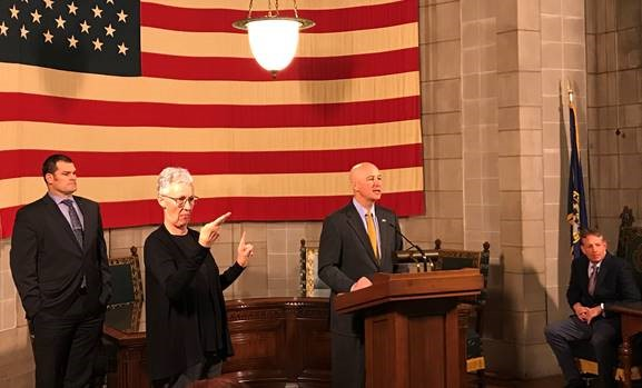 Governor Ricketts Announces Extended Tax Deadline